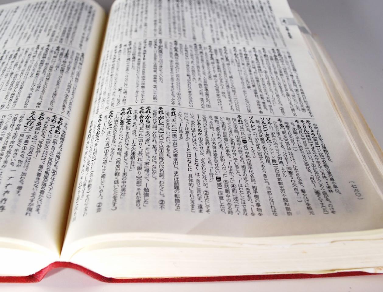 新明解じぶん語辞典