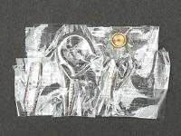 セロハンテープの水晶板