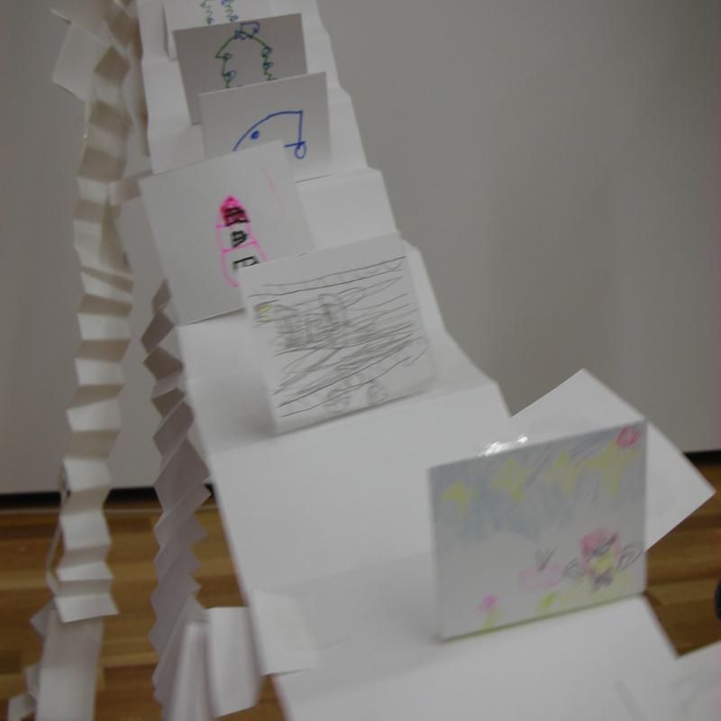 2008年5月18日(日)<br>「紙の階段(初級)」in東大