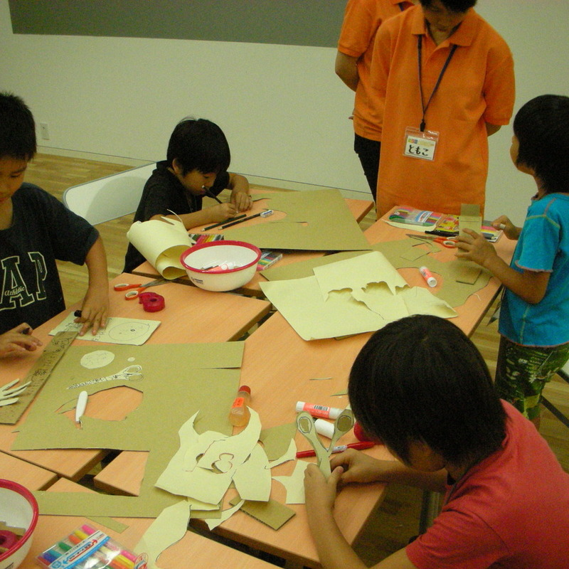 2008年9月21日(日)<br>「人やモノの型」in東大