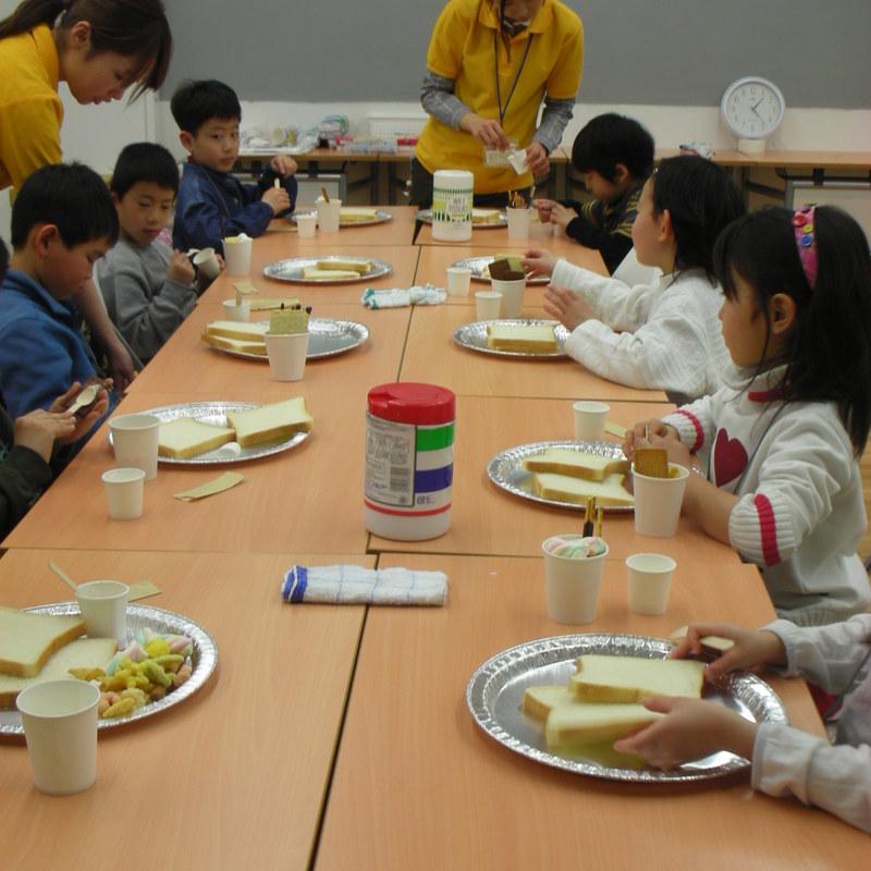 2009年3月15日(日)<br>「お菓子の絵」in東大