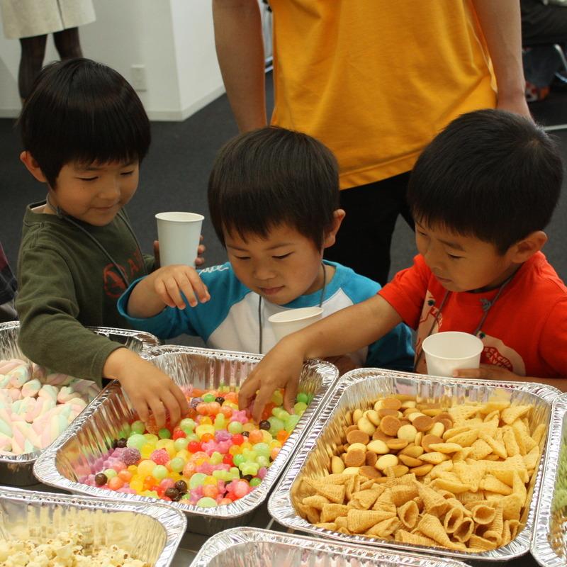2009年4月26日(日)「お菓子の絵」inアキバ