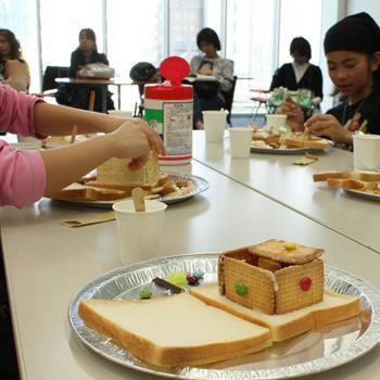 2009年4月26日(日)<br>「お菓子の造形」inアキバ