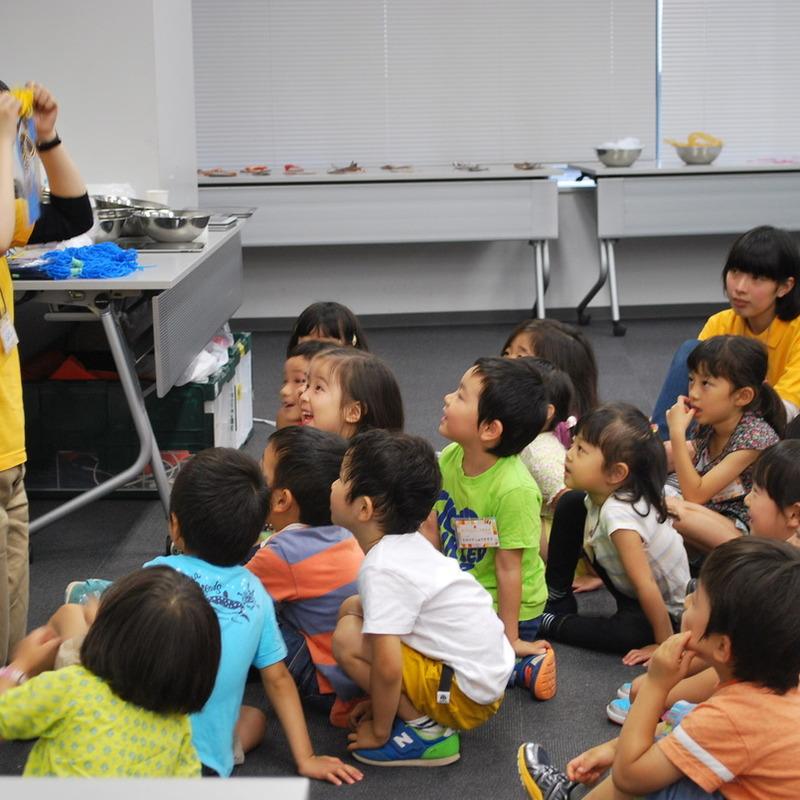 2015年6月14日(日)<br>「きせかえ変身ショー」<br>(幼児クラス)in明治
