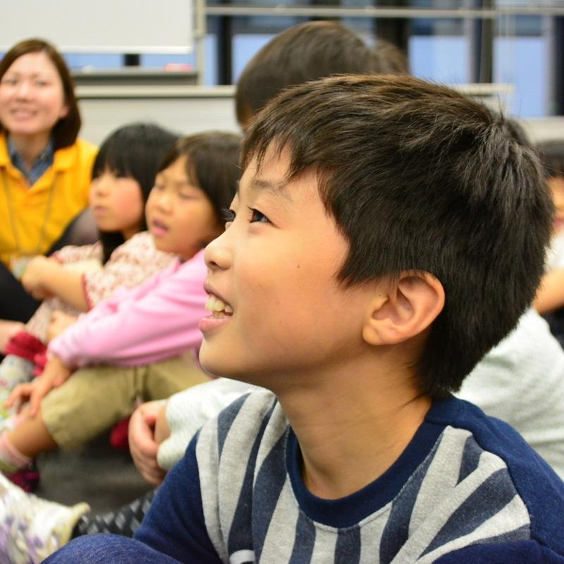 2015年11月8日(日)「食べ物の好きと嫌いを考える」(小学生クラス)in明治