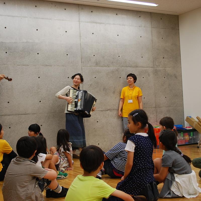 2015年6月21日(日)<br>「オノマトペのおとあそび」<br>(小学生クラス)in東大