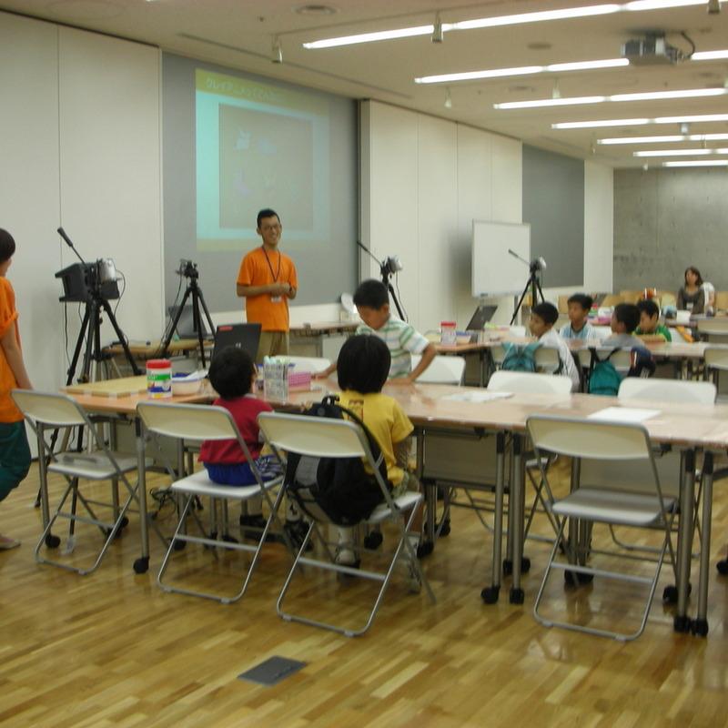 サマーキャンプ2008<br> クレイアニメスタートアップ講座in東大本郷<br>2008年8月18日(月)~8月20日(水)