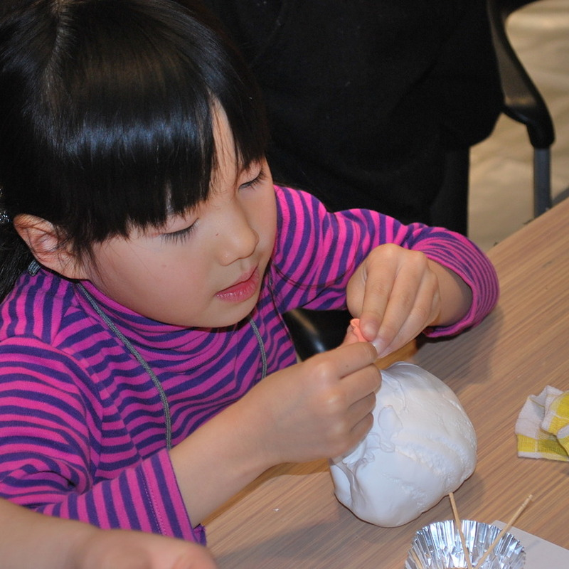 2011年3月6日(日)「いろいろコレクション」(幼児クラス)in慶應三田