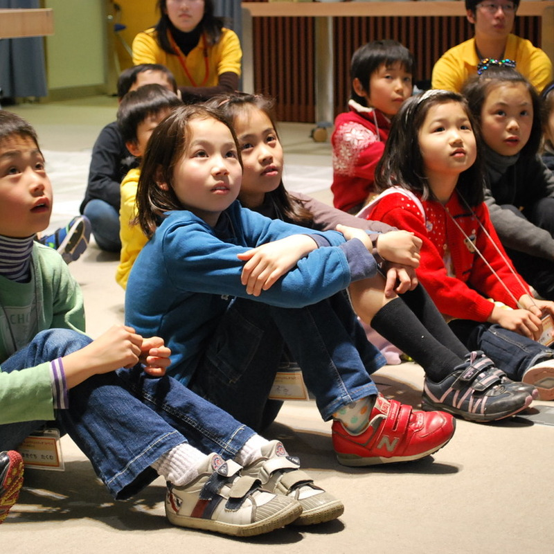 2011年3月6日(日)「ミクロの世界」(小学生クラス)in慶應三田