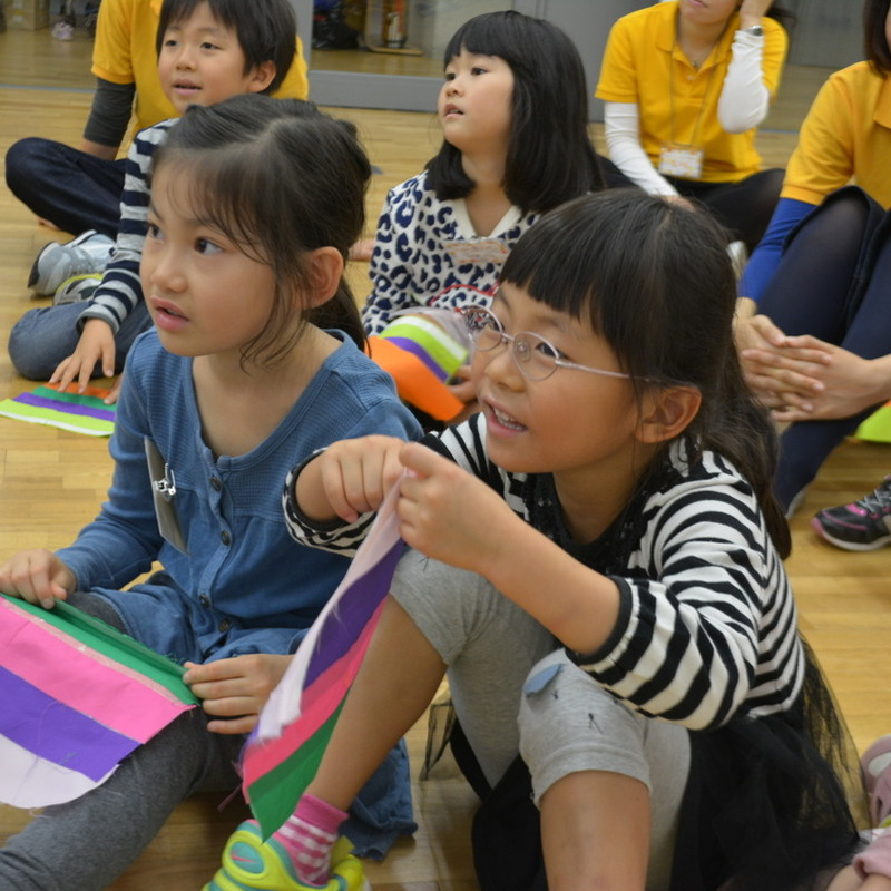 2015年11月15日(日)<br>「食べもののすきときらいをかんがえる」<br>(幼児クラス)in東大