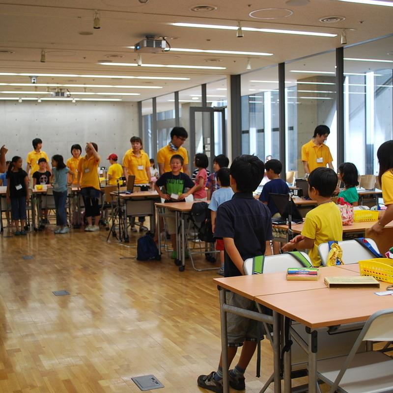 サマーキャンプ2012 クレイアニメスタートアップ講座in東大本郷2012年8月20日(月)~8月22日(水)