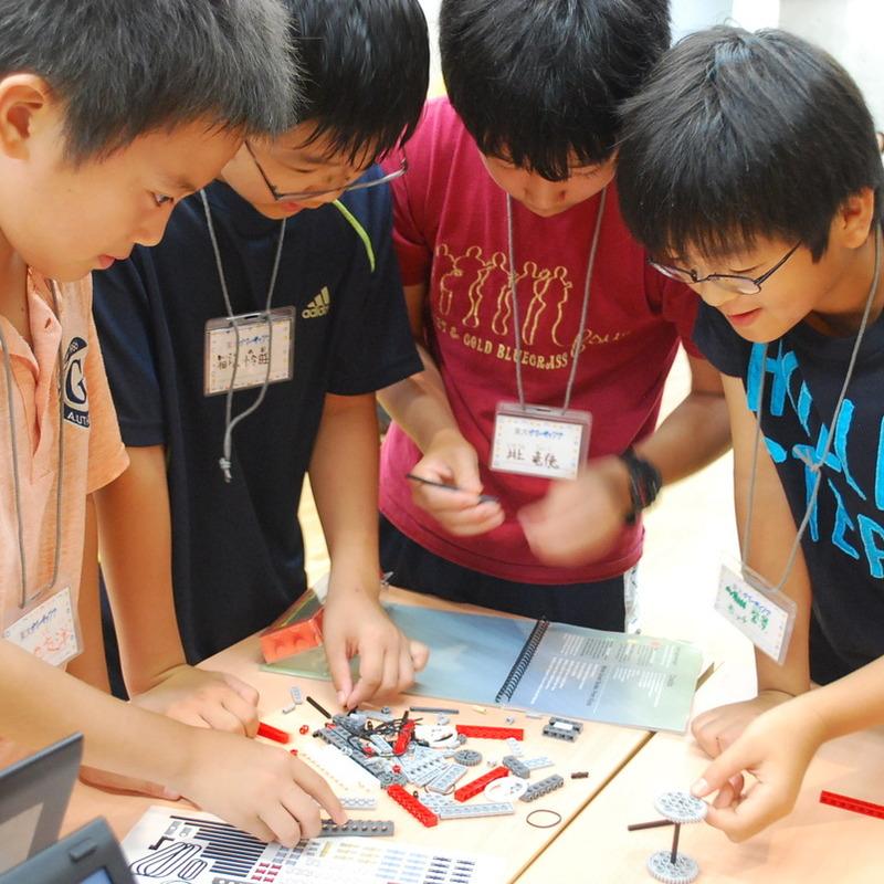 サマーキャンプ2012<br> プログラミング講座in東大本郷<br>2012年8月27日(月)~8月29日(水)