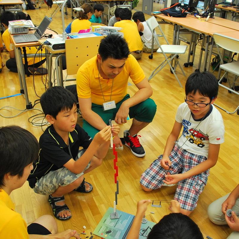 サマーキャンプ2013 プログラミング講座in東大本郷「超小型パソコンを手に入れよう!」2013年8月19日(月)~8月21日(水)