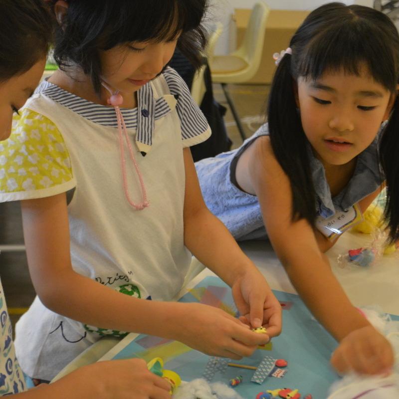 サマーキャンプ2015<br> クレイアニメスタートアップ講座in代官山<br>2015年8月6日(木)~8月8日(土)