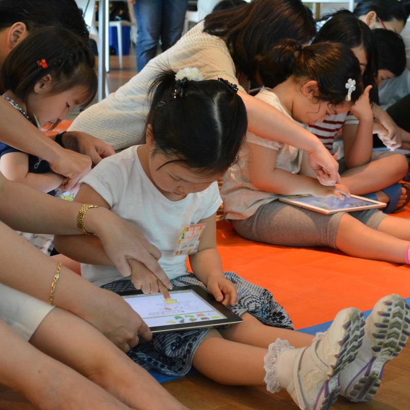 2015年5月3日(日)<br>「ピッケのつくるえほん」<br>(幼児クラス)in渋谷