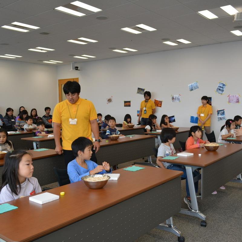 2014年10月12日(日) 「マッチ棒の構造」(小学生クラス)in六本木