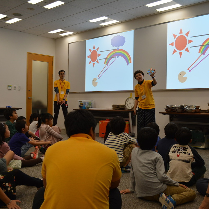 2014年11月2日(日)<br> 「レインボーパーティ」<br>(小学生クラス)in六本木