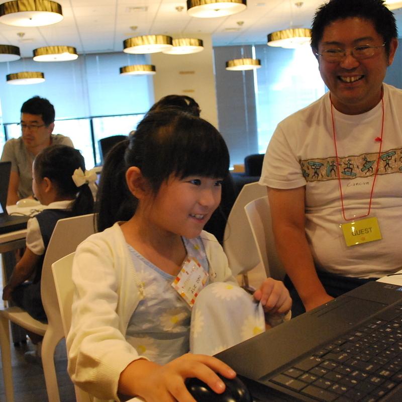 2015年9月6日(日)<br>「じぶんだけのゲームづくり」<br>(小学生クラス)in渋谷