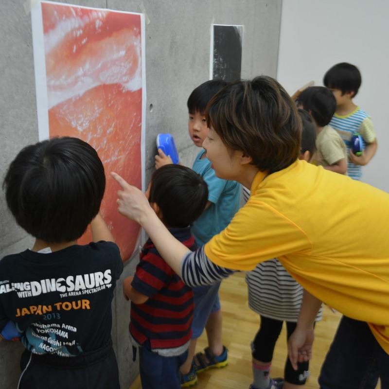 2014年5月18日(日)<br>「上手におとなになる方法 vol.1」<br>(幼児クラス)in東大