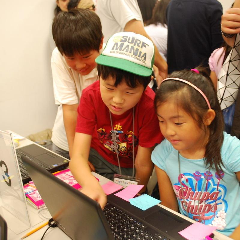 2014年8月11日(月)プログラミングラボinオチャノミズ