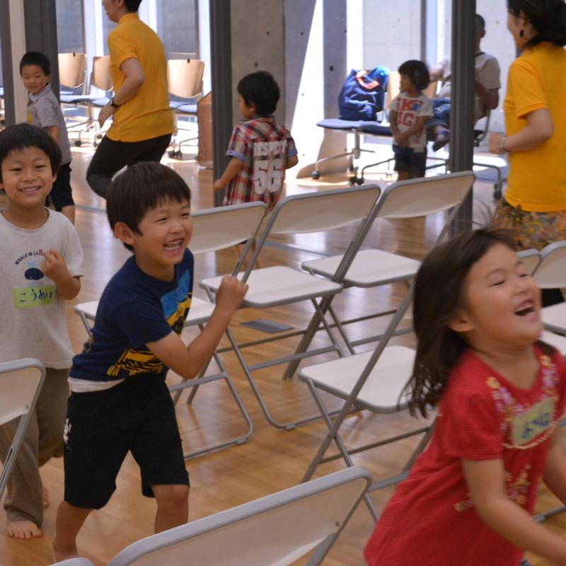 2014年6月15日(日)<br>「くるくるクルー 321GOからだラ号」<br>(幼児クラス)in東大