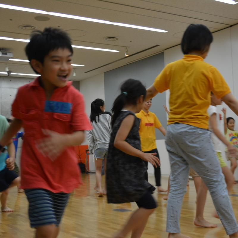 2014年6月15日(日)「くるくるクルー 321GOからだラ号」(小学生クラス)in東大
