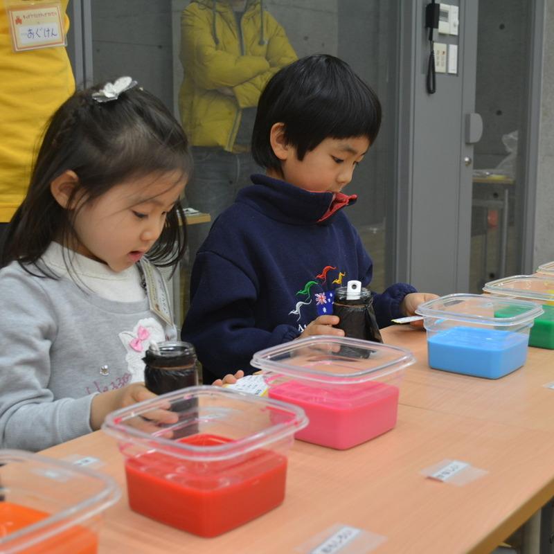 2015年2月15日(日)<br>「上手におとなになる方法 vol.3」<br>(幼児クラス)in東大