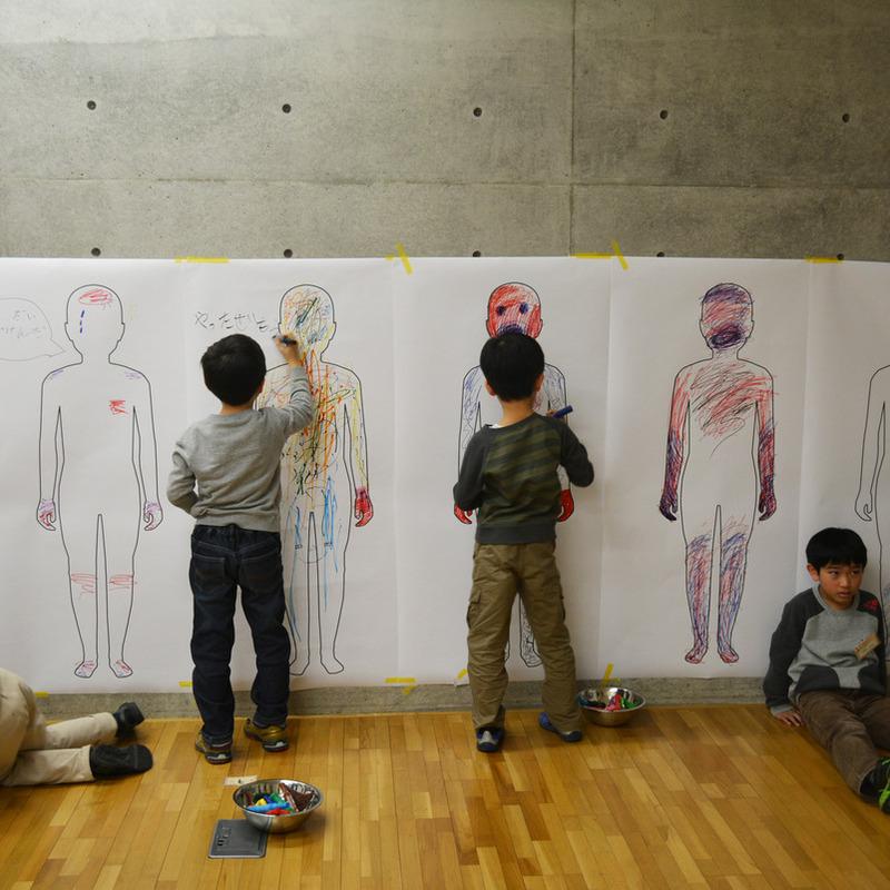 2015年2月15日(日)「上手におとなになる方法 vol.3」(小学生クラス)in東大