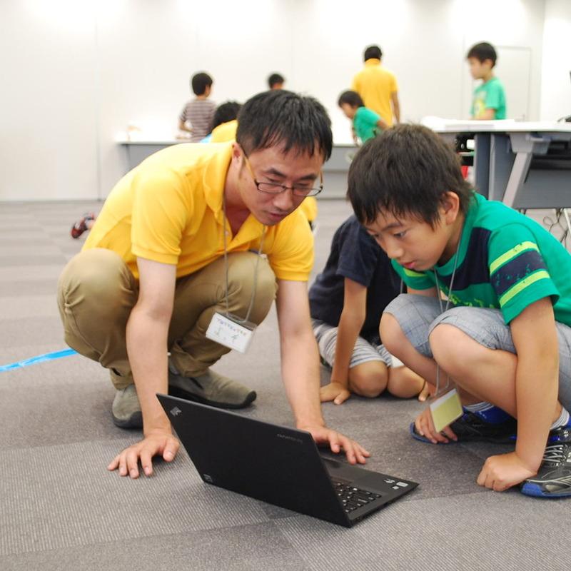 2014年7月27日(日)<br>プログラミングラボinロッポンギ