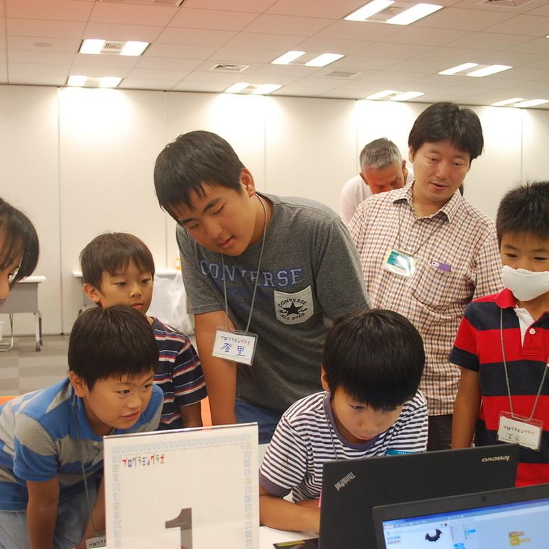 2014年8月24日(日)<br>プログラミングラボinロッポンギ