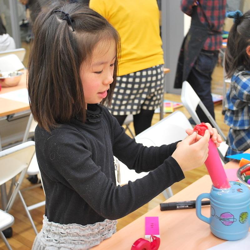 2013年11月17日(日)<br>「デザインでつながろう」<br>(小学生クラス)in東大