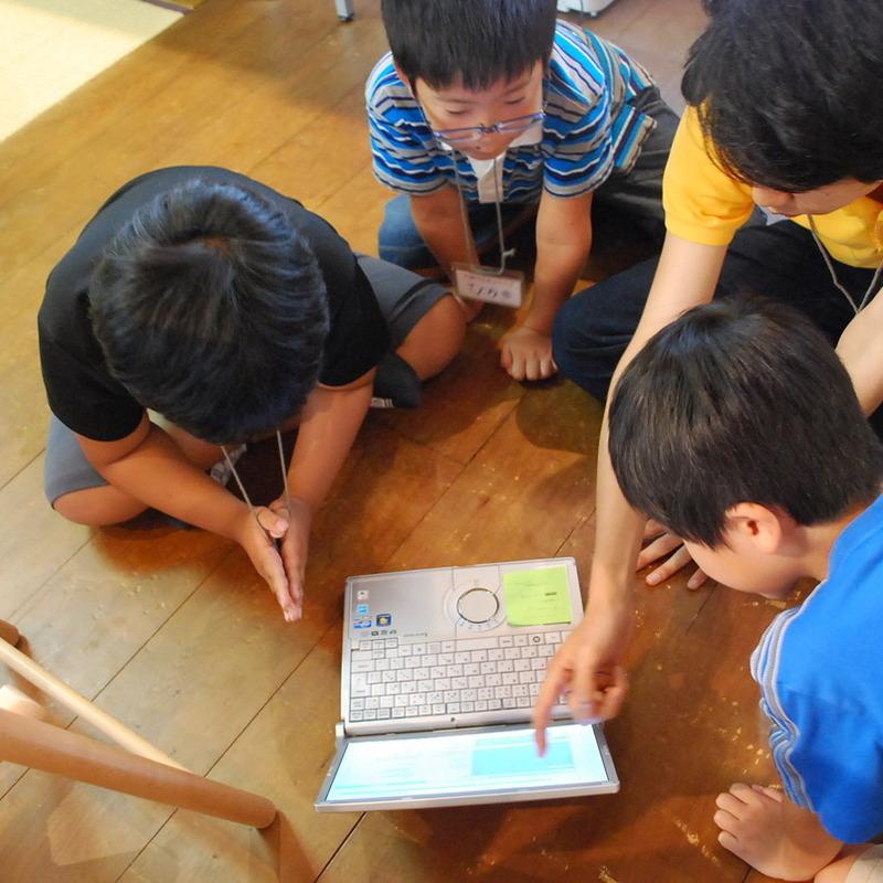 2014年8月9日(土)プログラミングラボinアカサカ