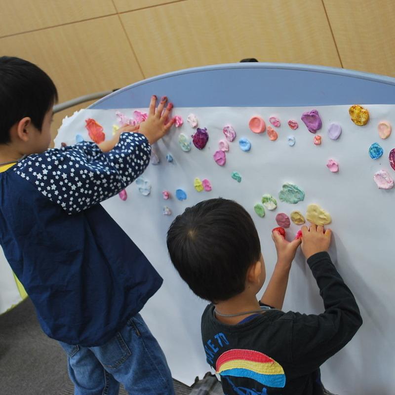 2011年7月24日(日)「いろいろコレクション」(幼児クラス)in慶應日吉