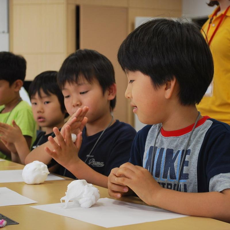 2011年7月24日(日)「いろいろコレクション」(小学生クラス)in慶應日吉