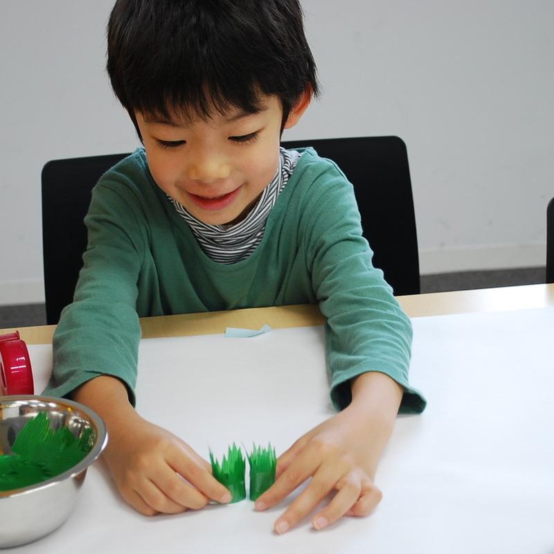 2011年10月23日(日)<br>「バランのお庭」<br>(幼児クラス)in慶應日吉