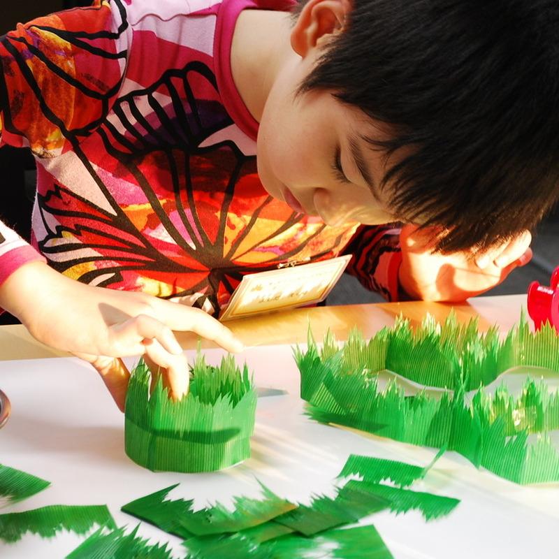 2011年10月23日(日)「バランの囲い」(小学生クラス)in慶應日吉