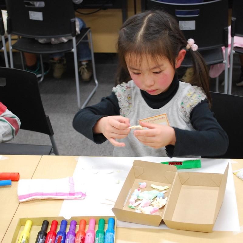 2011年12月25日(日)「お題で粘土(上級編)」(小学生クラス)in慶應日吉