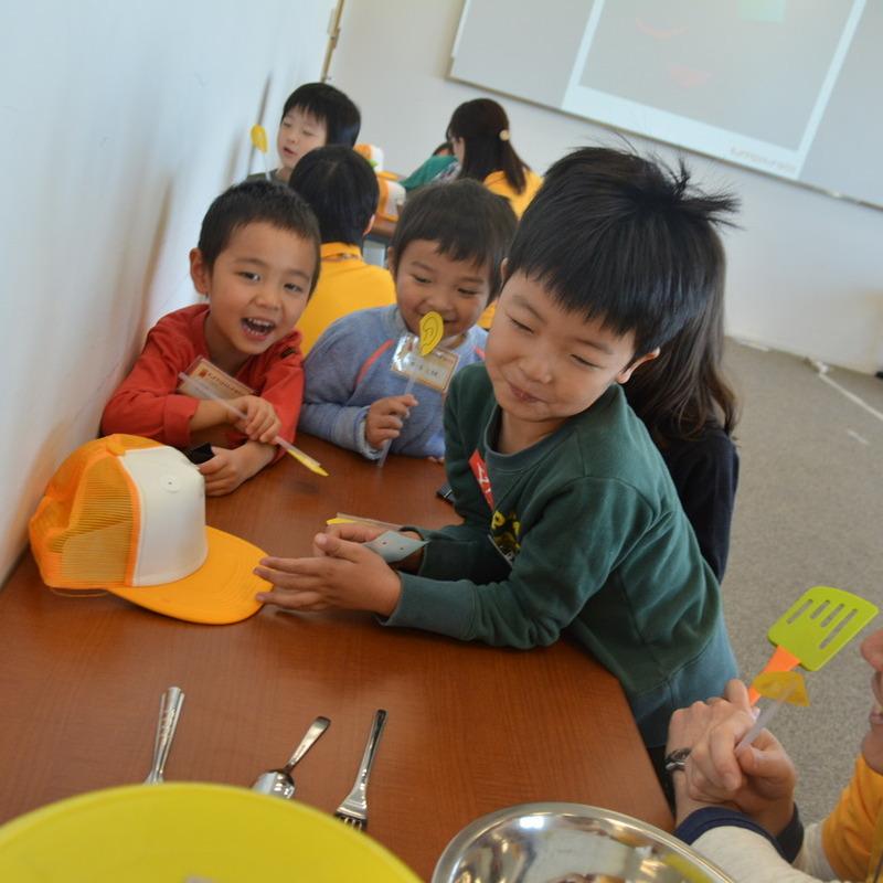 2015年2月1日(日)「ぺちゃくちゃおしゃべりアニメーション」 (幼児クラス)in六本木