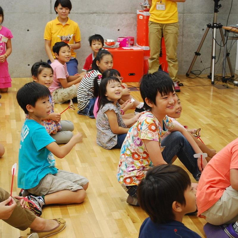 2012年9月16日(日)<br>「むしのきもち」<br>(小学生クラス)in東大