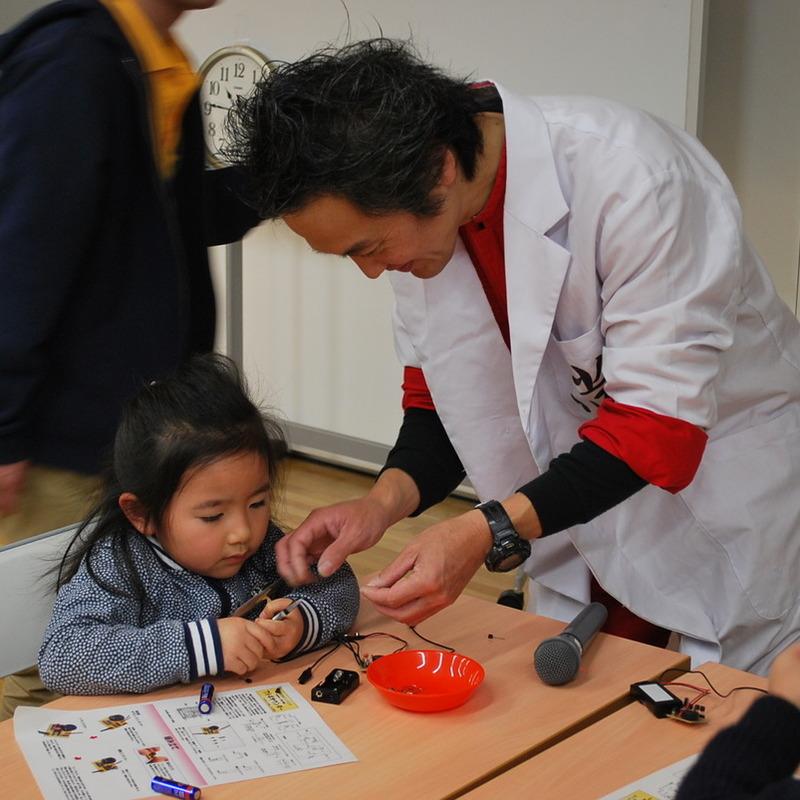 2013年1月27日(日)<br>「ヒューマンサウンダー」<br>(幼児クラス)in東大