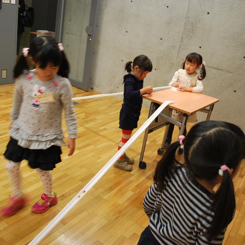 2013年3月17日(日)<br>「コロンコロンカプセル」<br>(幼児クラス)in東大