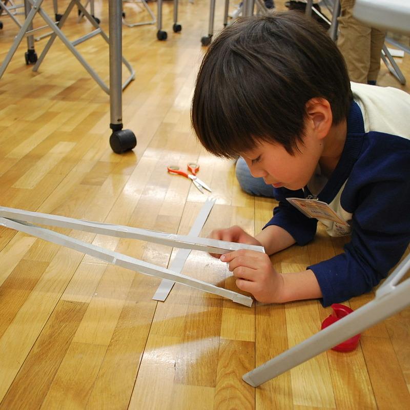 2013年3月17日(日)<br>「コロンコロンカプセル」<br>(小学生クラス)in東大