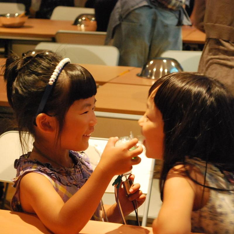 2011年7月17日(日)<br>「風のチカラ」<br>(幼児クラス)in東大