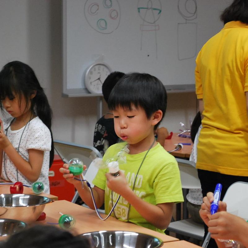 2011年7月17日(日)「風のチカラ」(幼児クラス)in東大