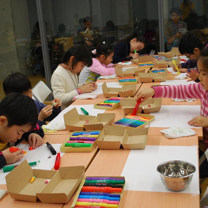 2011年12月18日(日)「お題で粘土(上級編)」(小学生クラス)in東大