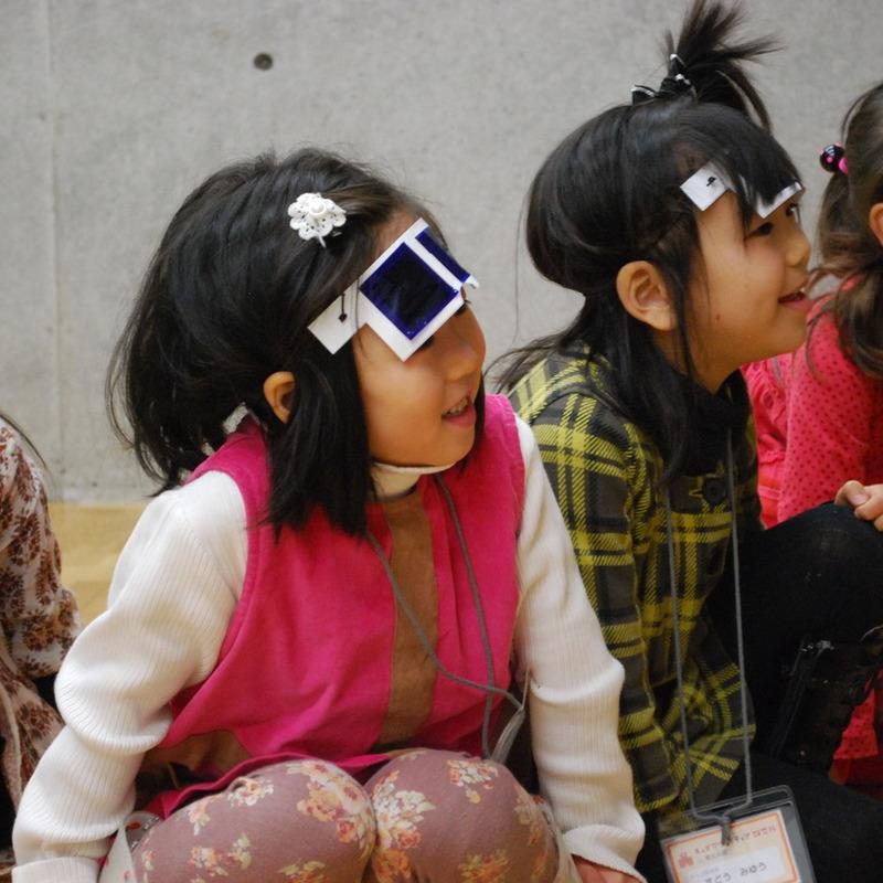2012年1月22日(日)<br>「カラーパーティー」<br>(幼児クラス)in東大
