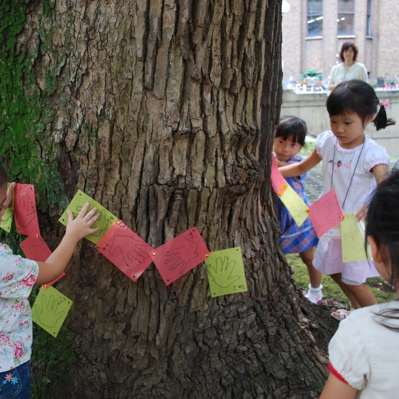 2010年9月19日(日)<br>「セカイをはかる」<br>(幼児クラス)in東大