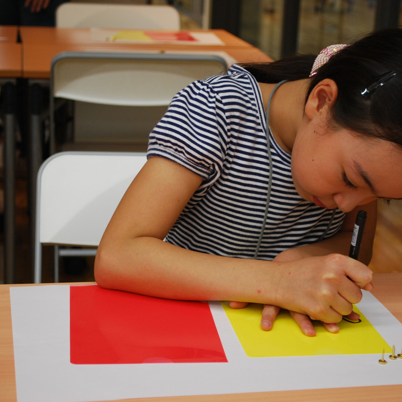 2010年9月19日(日)<br>「セカイをはかる・セカイをしる」<br>(小学生クラス)in東大