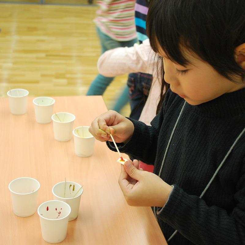 2010年12月19日(日)<br>「いろいろコレクション」<br>(幼児クラス)in東大