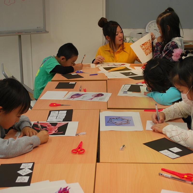 2010年12月19日(日)「ミクロの世界」(小学生クラス)in東大